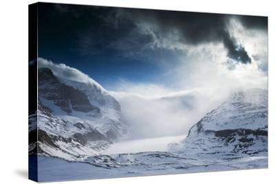 Athabasca Glacier, Canada-Jeremy Walker-Stretched Canvas Print