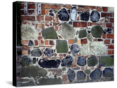 Rebuilt Wall-Dirk Wiersma-Stretched Canvas Print
