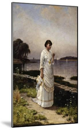 The Engagement Ring-Alfred Thompson Bricher-Mounted Giclee Print