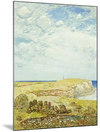 Montauk Point-Childe Hassam-Mounted Giclee Print