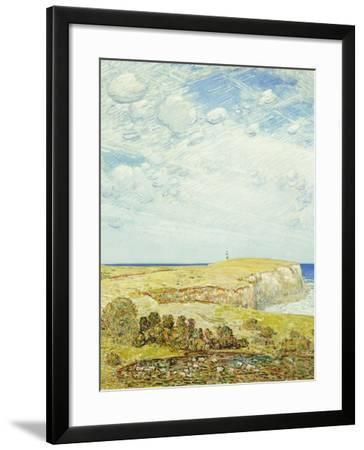 Montauk Point-Childe Hassam-Framed Giclee Print