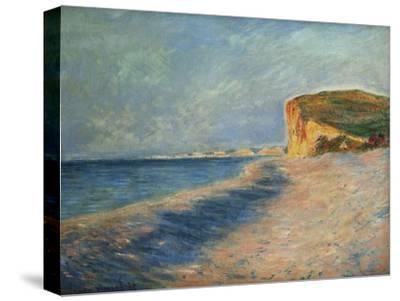 Pourville Near Dieppe-Claude Monet-Stretched Canvas Print