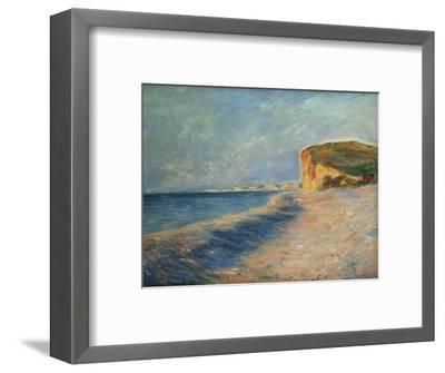 Pourville Near Dieppe-Claude Monet-Framed Premium Giclee Print