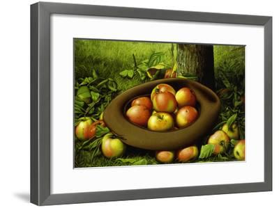 Apples in a Hat-Levi Wells Prentice-Framed Giclee Print