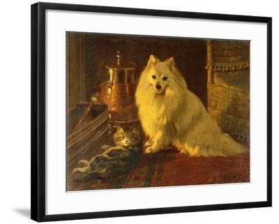 Best of Friends-Barker Wright-Framed Giclee Print