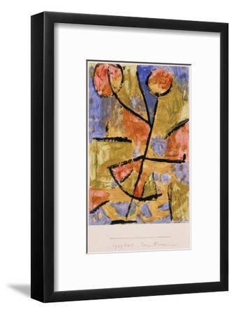 Dance-Flower-Paul Klee-Framed Giclee Print