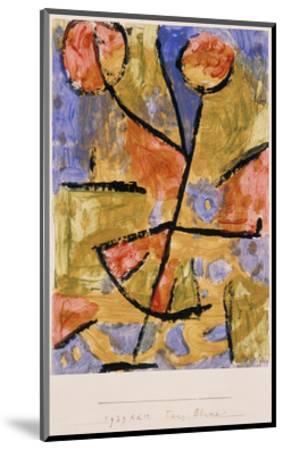 Dance-Flower-Paul Klee-Mounted Giclee Print