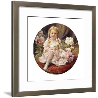 Summer-Franz Dvorak-Framed Giclee Print