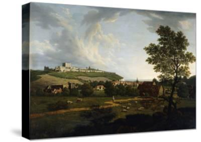 An Extensive View of Dover and Dover Castle-Arthur Nelson-Stretched Canvas Print