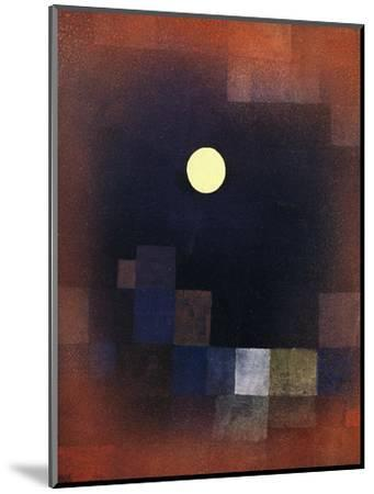 Moonrise-Paul Klee-Mounted Premium Giclee Print