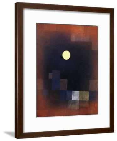 Moonrise-Paul Klee-Framed Giclee Print