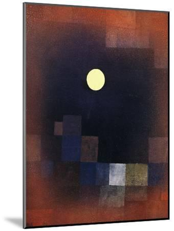 Moonrise-Paul Klee-Mounted Giclee Print