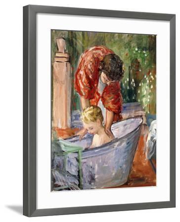 The Bath-Henri Lebasque-Framed Giclee Print