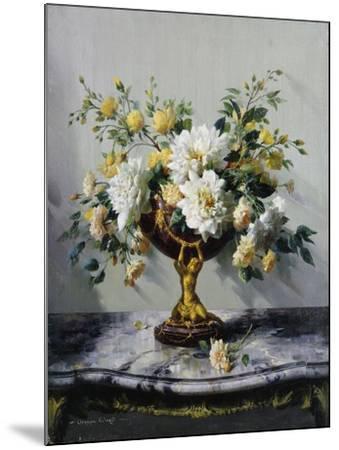 Summer Idyll-Vernon Ward-Mounted Giclee Print