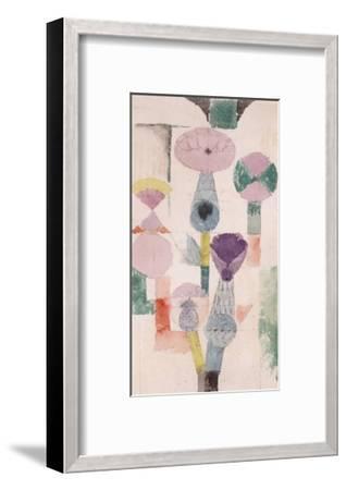 Thistle Bloom-Paul Klee-Framed Giclee Print