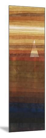 Solitary-Paul Klee-Mounted Premium Giclee Print