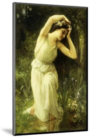 A Nymph in the Forest-Charles Amable		 Lenoir-Mounted Giclee Print