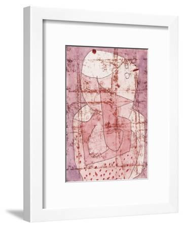 Swiss Clown-Paul Klee-Framed Giclee Print