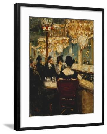 Haus Vaterland, Berlin-Lesser Ury-Framed Giclee Print