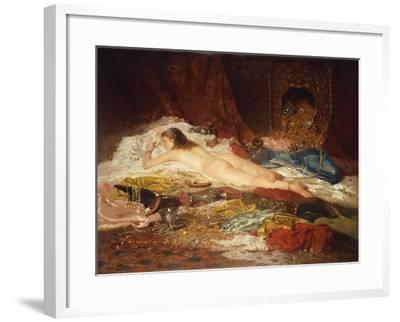 An Embarassment of Riches--Framed Giclee Print