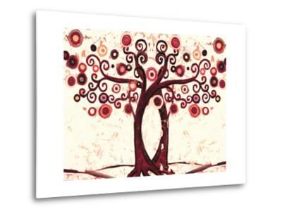 Wedding Tree-Natasha Wescoat-Metal Print