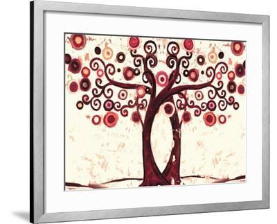 Wedding Tree-Natasha Wescoat-Framed Giclee Print