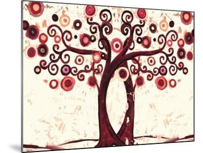 Wedding Tree-Natasha Wescoat-Mounted Giclee Print