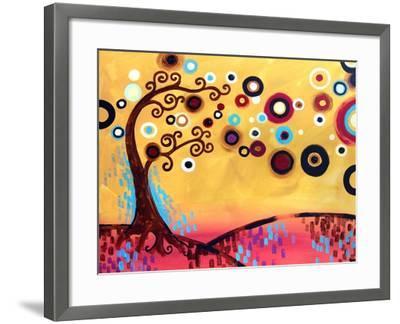 Bouncing Splendor-Natasha Wescoat-Framed Giclee Print