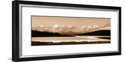 Mt McKinley, Denali-Howard Ruby-Framed Photographic Print