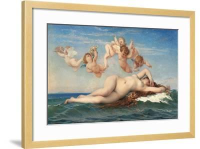 The Birth of Venus, 1863, 19th Century--Framed Giclee Print