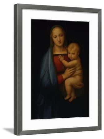 The Granduca Madonna-Sanzio Raffaello-Framed Giclee Print