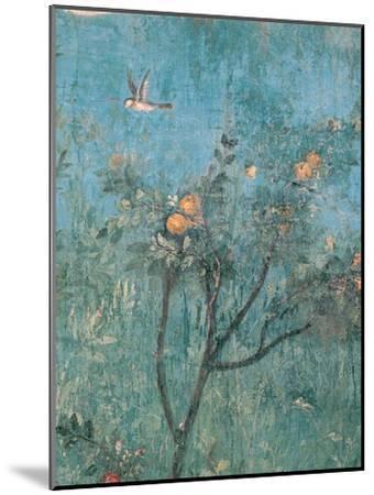 Summer Triclinium: Garden Paintings, 20, 1st Century, Mural--Mounted Giclee Print