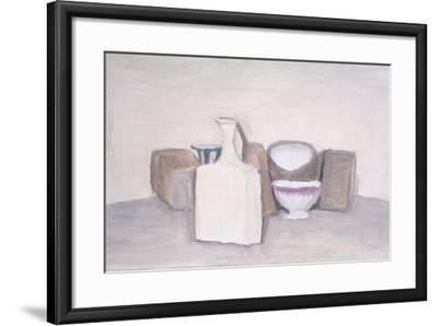 Still Life-Morandi Giorgio-Framed Giclee Print