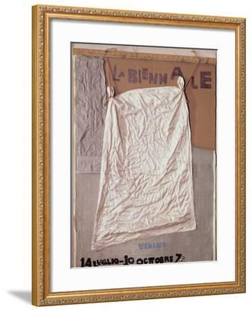 Poster for the Venice Biennale-Unknown-Framed Giclee Print