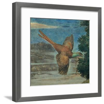 Frescoes of the Chapel of the Magi-Benozzo Gozzoli-Framed Giclee Print