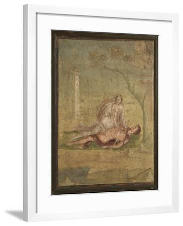 Pyramus and Tisbe-Unknown-Framed Giclee Print