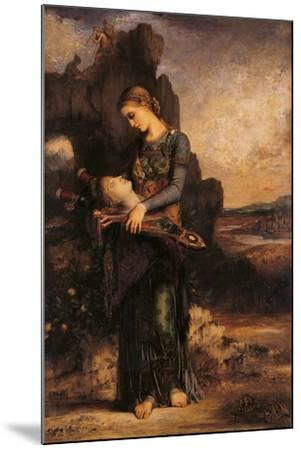 Orpheus-Gustave Moreau-Mounted Giclee Print