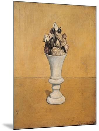 Flowers-Giorgio Morandi-Mounted Giclee Print