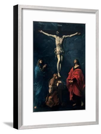 Crucifixion-Guido Reni-Framed Art Print