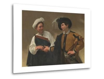 Good Luck-Caravaggio-Metal Print