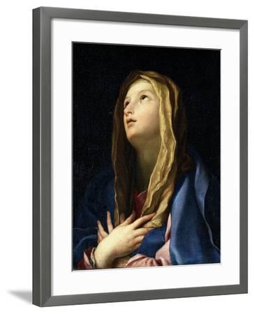Virgin Mary-Carlo Cignani-Framed Art Print