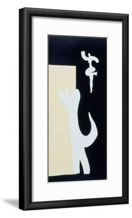 A Game Without a Name, 1996-Cristina Rodriguez-Framed Giclee Print