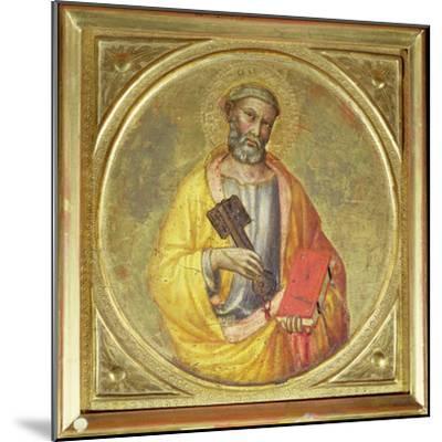 St. Peter the Apostle-Martino de Bartolomeo-Mounted Giclee Print