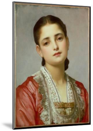 Anita-Frederick Leighton-Mounted Giclee Print