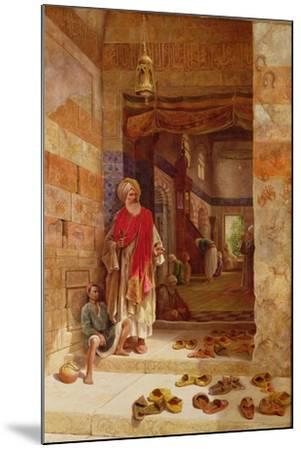 In the Name of the Prophet, Alms! 1877-Charles Robertson-Mounted Giclee Print