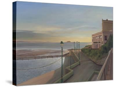 The Claremont Free House and Wine Vaults, Last Light, Weston-Super-Mare, 2007-Peter Breeden-Stretched Canvas Print