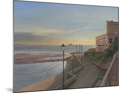The Claremont Free House and Wine Vaults, Last Light, Weston-Super-Mare, 2007-Peter Breeden-Mounted Giclee Print