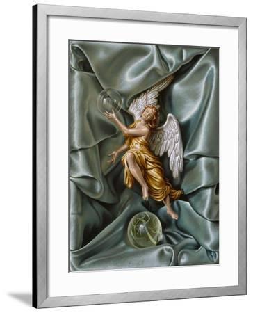The Angel, 2007-Miriam Escofet-Framed Giclee Print