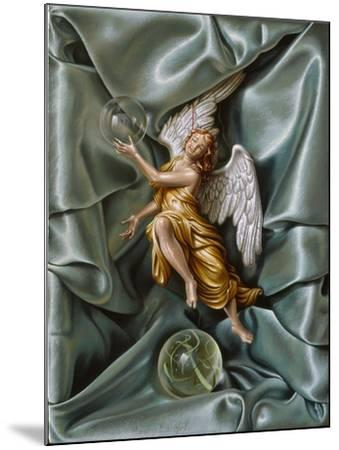 The Angel, 2007-Miriam Escofet-Mounted Giclee Print