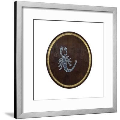 Scorpio, 2008-Cristina Rodriguez-Framed Giclee Print